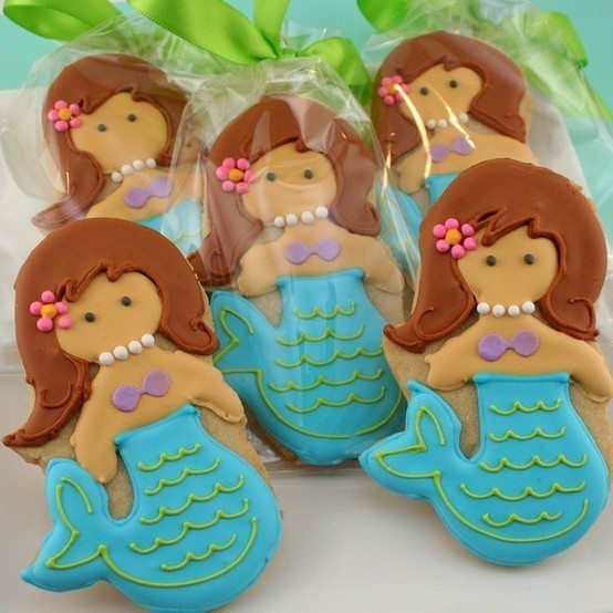 mermaid party favors party-time