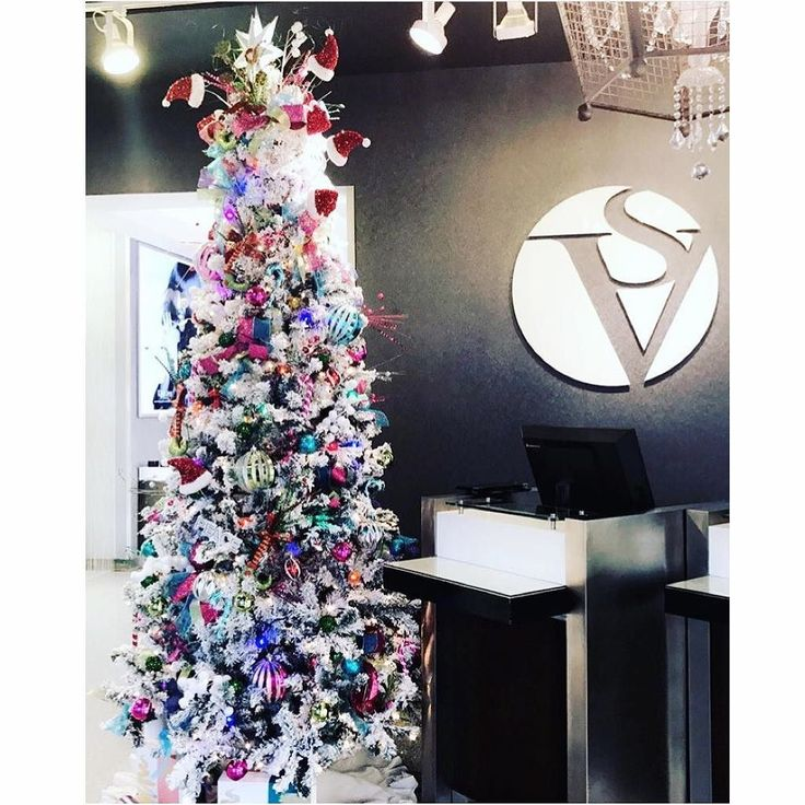 Visage is ready for the holidays!   Give the gift of beauty this season with a Salon and Spa Visage gift card. Available in store or online- link in bio! #salonvisage