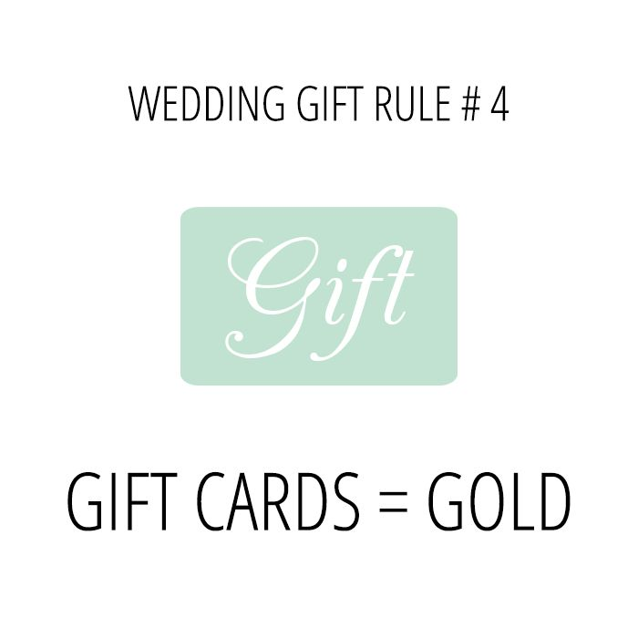 Wedding Gift Guidelines : wedding gifts forward aisle always blog wedding gift rules over the ...