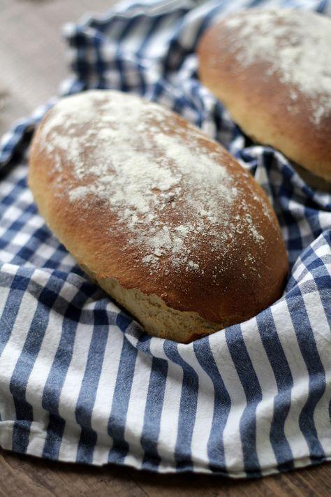 Bästa receptet på Skogaholmslimpa - ger två saftiga och goda limpor.