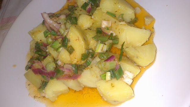 The gastrin: Σαλάτες