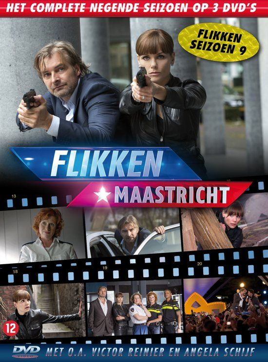Flikken Maastricht, seizoen 9