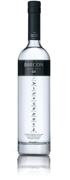 Brecon Gin. Purchased. Smooth and clean. Best with ft Mediterranean tw.