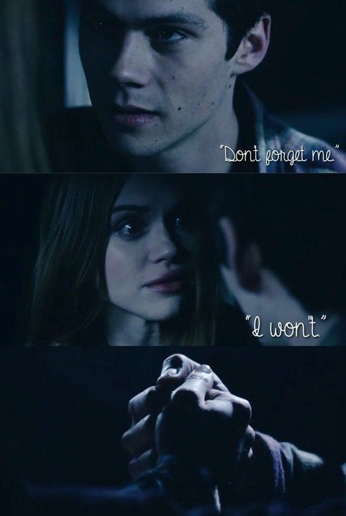 stydia, teen wolf, and stiles #TeenWolf #Season6 #Episode1
