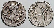 Augustus coins
