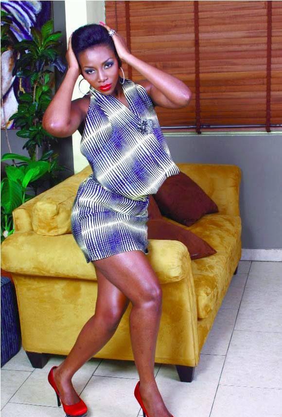 naijamilk.com: Actress Genevieve Nnaji Dresses in a ...