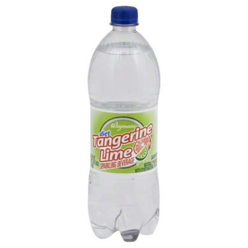 Weggie S Diet Tangerine Lime Sparkling Water Hey Maybe I