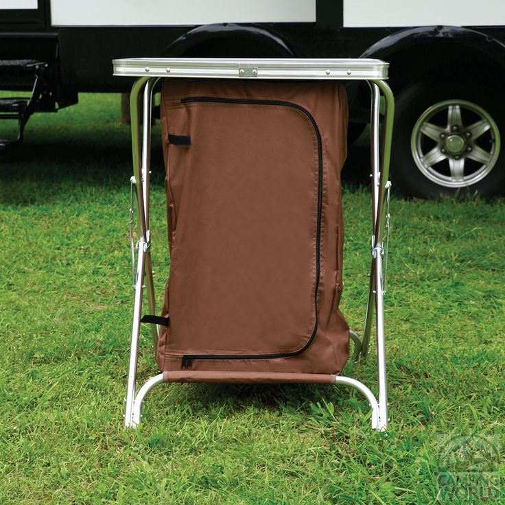 30 Best Folding Camping Pantry Images On Pinterest