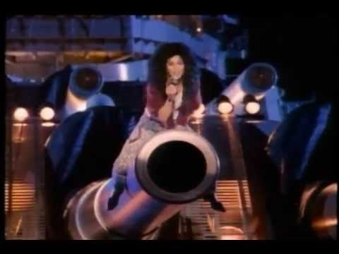 ▶ Cher - If I Could Turn Back Time (Official Music Video) - YouTube