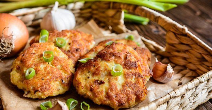 Оладьи из картофельного пюре Read more: http://www.anews.com/p/60884541/