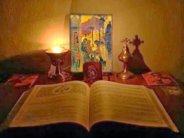 Αέναη επΑνάσταση: Τα Εισόδια της Θεοτόκου στην Αγία Γραφή