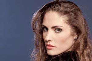 Supermodel Elodie Clouvel