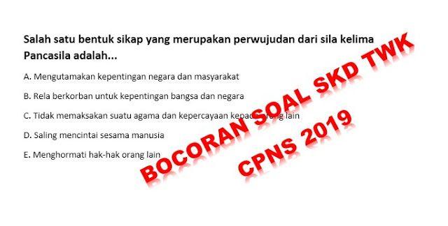 29++ Kumpulan soal cpns 2021 pdf info
