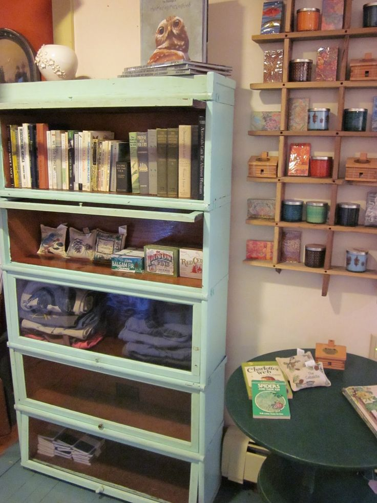 10 Best Painted Barrister Bookcases Images On Pinterest