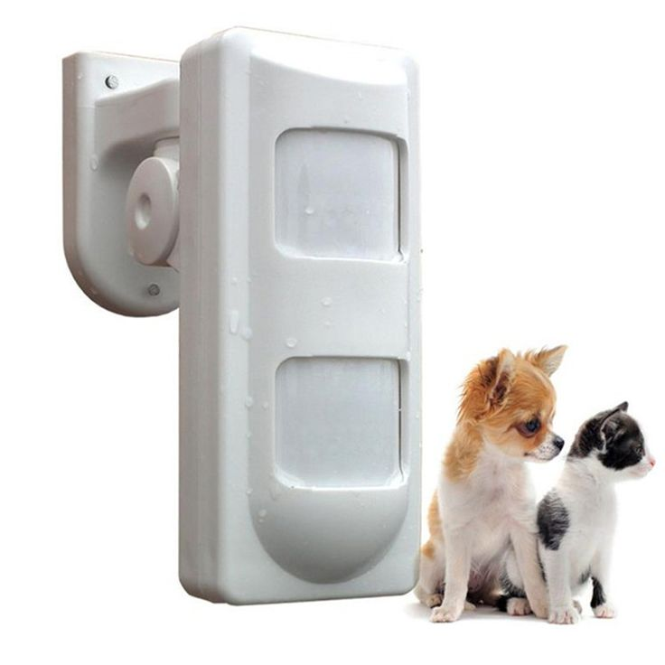 PIR-05 Dual PIR Wired Motion Detector Outdoor Pet Immunity Alarm Microwave for Security Alarm System