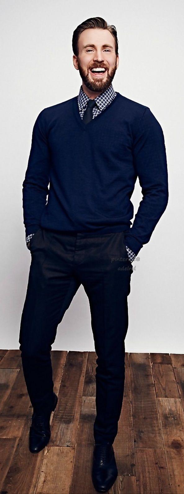 Chris Evans                                                                                                                                                      More