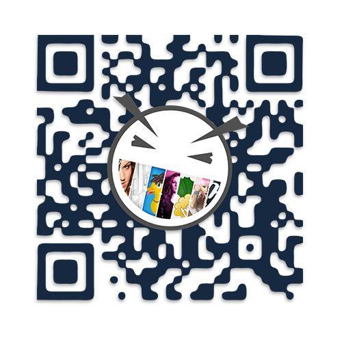 Updated the Rufio Design QR Code  http://rufiodesign.tumblr.com/post/65569916788/custom-qr-code-update