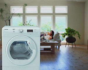 Hoover Launches The Eco Friendly Aquavision Tumble Dryer