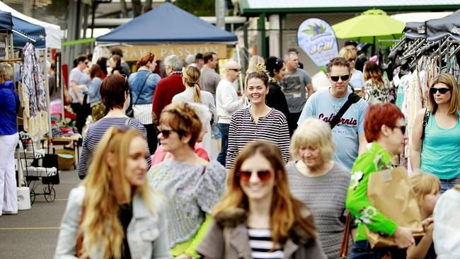 The Village Markets at Burleigh Heads have been voted number one on the Gold Coast.