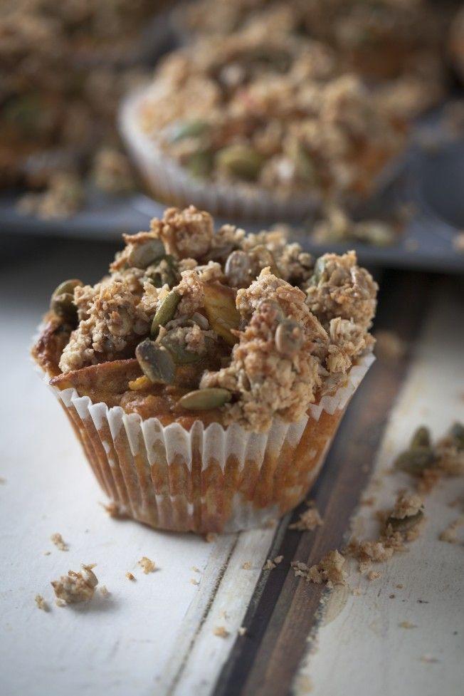 Muffin Carrot + Apple CU-