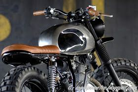 Le Galipomètre: Contact : Scrambler Orcal Astor 125 by BF Motorcycles et Speck Motos