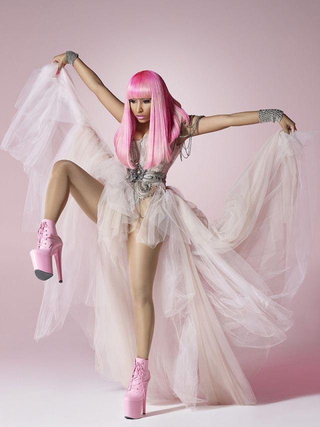 Nicki Minaj - Pink Friday --- she's so funny!