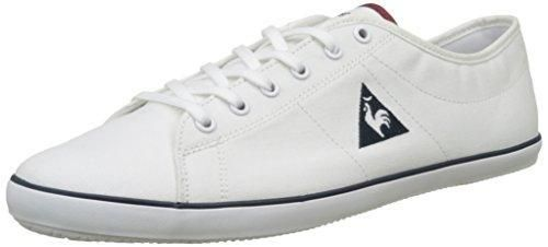 Oferta: 55€ Dto: -42%. Comprar Ofertas de Le Coq Sportif Slimset Cvs, Zapatillas para Hombre, Blanco (Optical White/Rouge Ruby W), 45 EU barato. ¡Mira las ofertas!