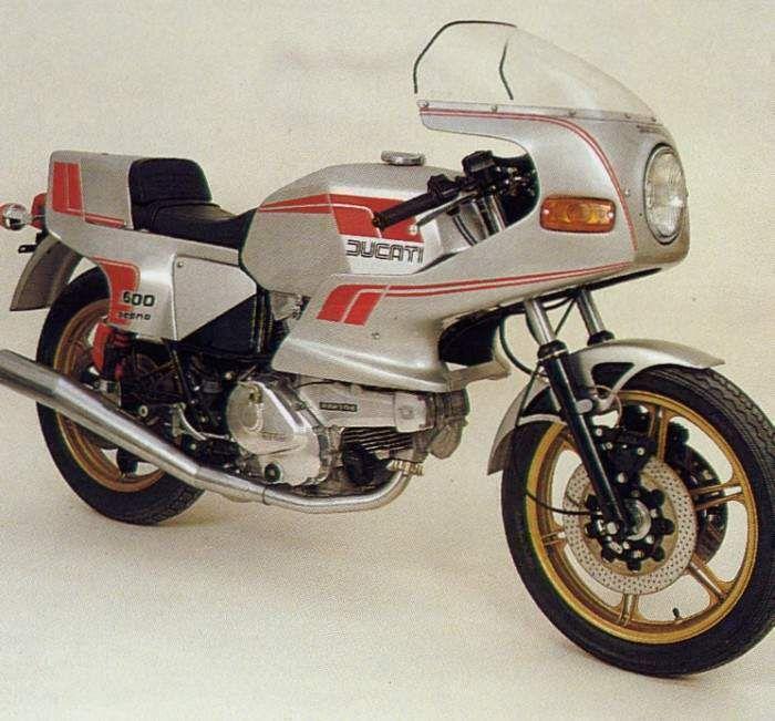 500SL Pantah, 1980