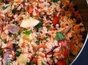 Stir Fried Barley Recipe