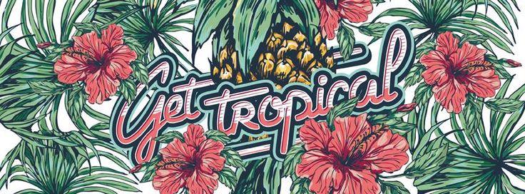 Get Tropical @cafe de la presse