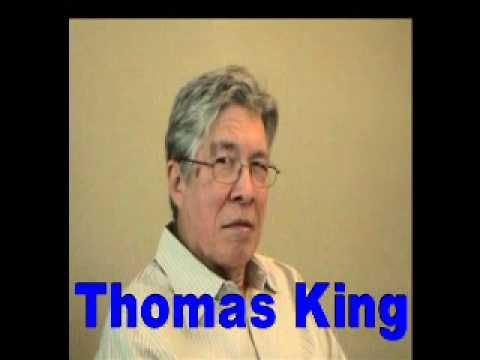 Thomas King-The Inconvenient Indian-Bookbits author interview - YouTube