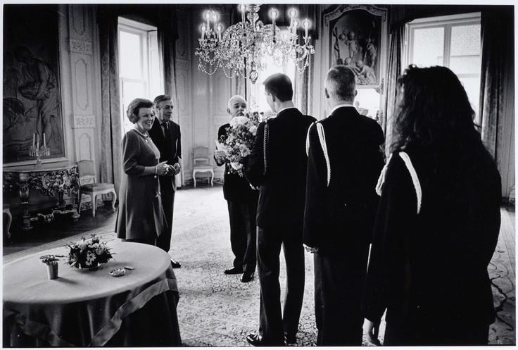 De verjaardag van Koningin Beatrix, Werry Crone, 1992