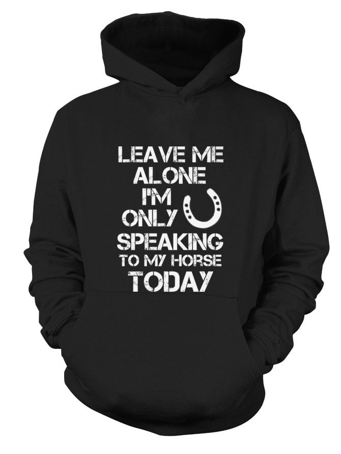 We know you can relate, that's why we designed this fabulous hoodie. Allow  us to say the things you want to say, so you don't have to.