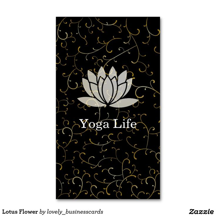 9 best Yoga Business Cards images on Pinterest | Business cards ...