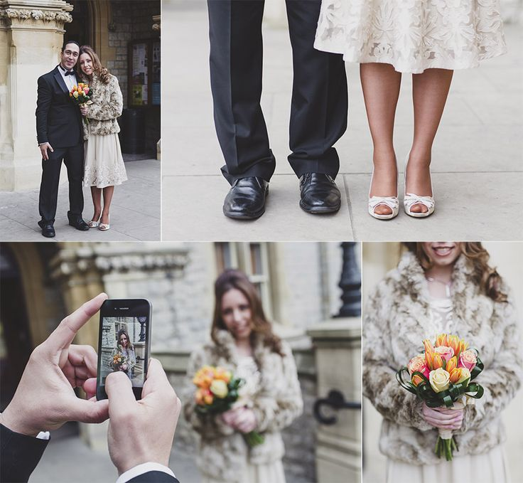 Wedding Photography Ealing Town Hall Shoes Bouquet