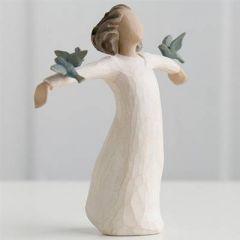 Mutluluk   Happiness - Sanatçı Susan Lordi tarafından tasarlanan bu figüratif heykeller, vücut hareketleri yoluyla duygularınızı en güzel şekilde ifade edecekler... Ölçüler: 14 cm