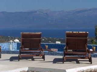 Semesterbostäder och villa Koroni, Grekland | 3 sovrum, 6 sovplatser