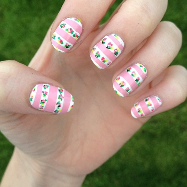 Nail Arts By Rozemist Cath Kidston Vintage Inspired: 202 Best Cath Kidston Inspired Images On Pinterest