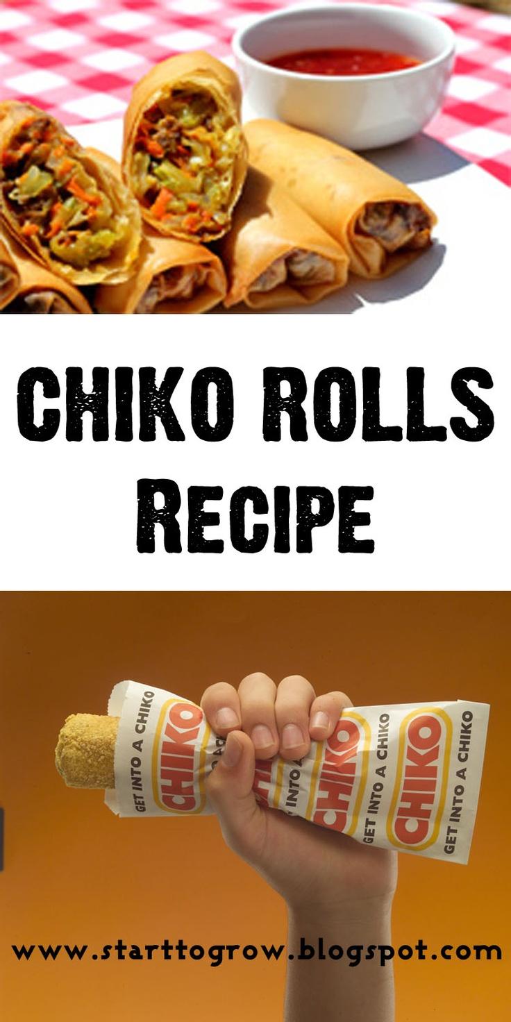 Australian Icon: Chiko Rolls Recipe