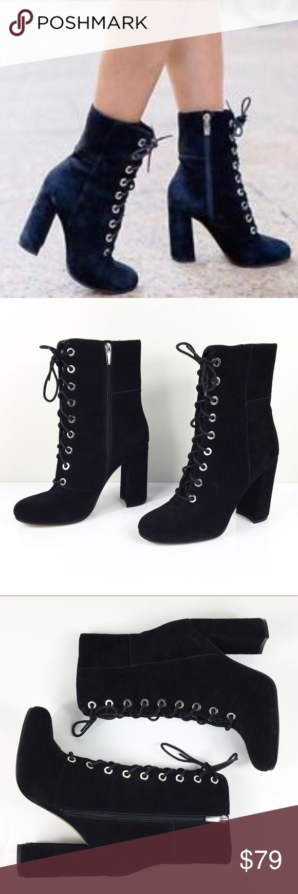 NWOB VINCE CAMUTO TEISHA COMBAT ANKLE BOOTS 10 NWOB VINCE CAMUTO TEISHA COMBAT ANKLE BOOTS in size 10. Brand new without box, absolutely flawless, made with real leather suede, true fashion statement piece! Make an offer! Vince Camuto Shoes Ankle Boots & Booties
