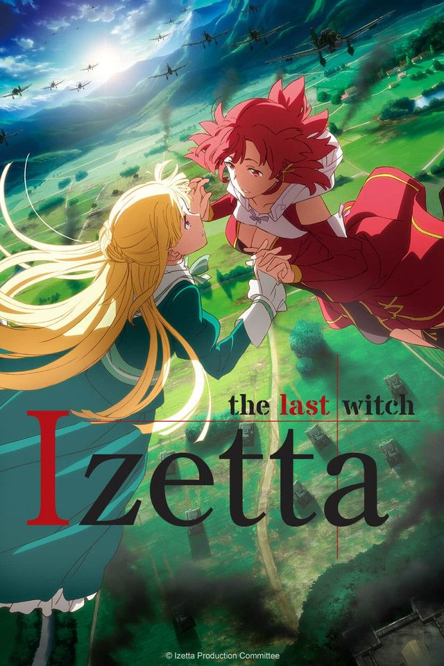 FEATURE: Whats in an Animation? Izetta the Last Witch