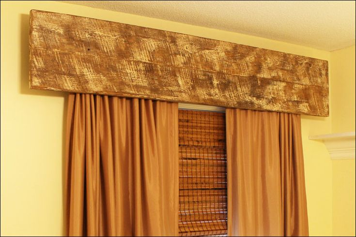 Wooden Valances For Windows : Pinterest the world s catalog of ideas