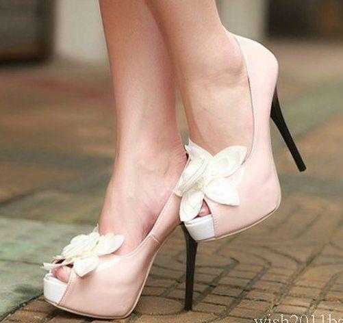 High Heels Platform Shoes