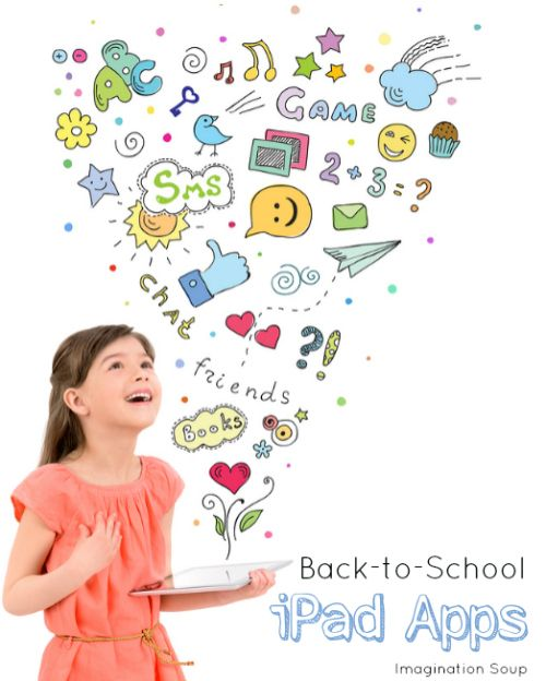 back to school iPad apps Back to School Kids Learning Apps