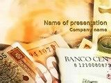 Bank assets template suitable for PowerPoint presentations on banking, bank accounts, investment