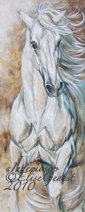 elise genest   ... Spanish-horses-photos / Los Sementales de Aimaran segun Elise Genest