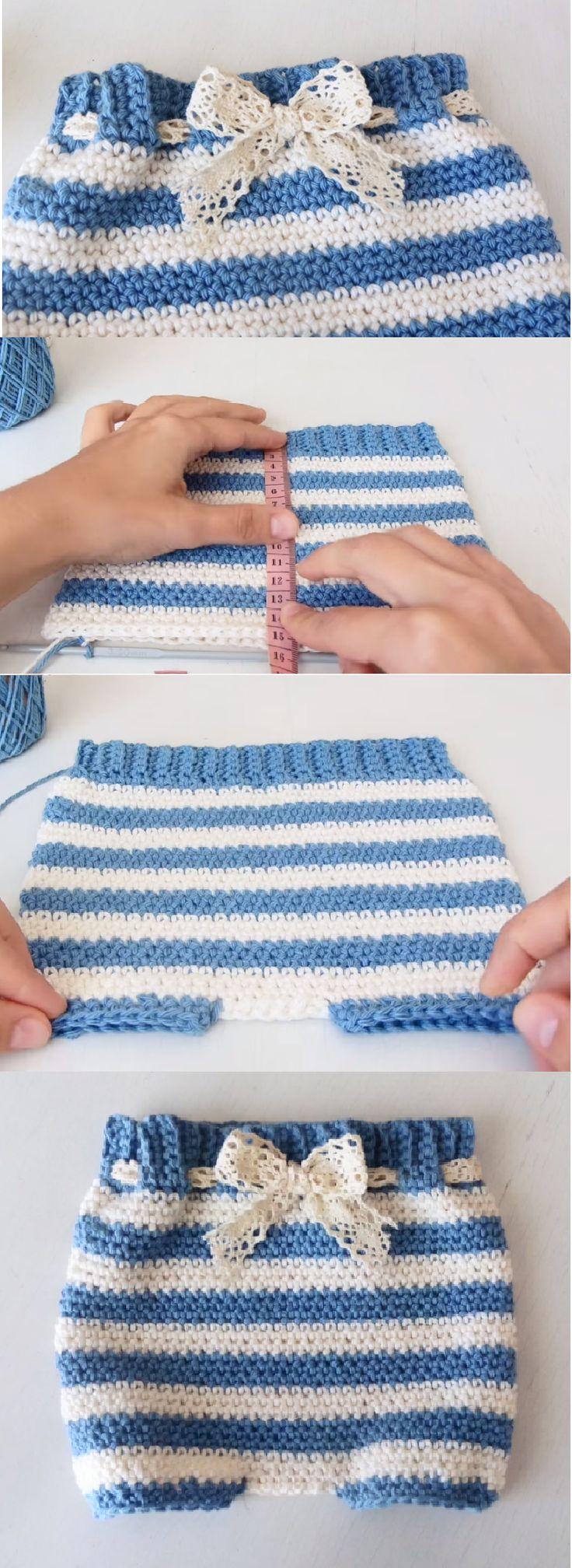 Crochet-Diaper-Cover