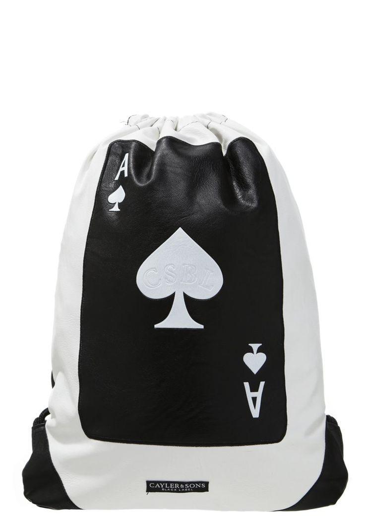 Cayler & Sons ACE Plecak white/black