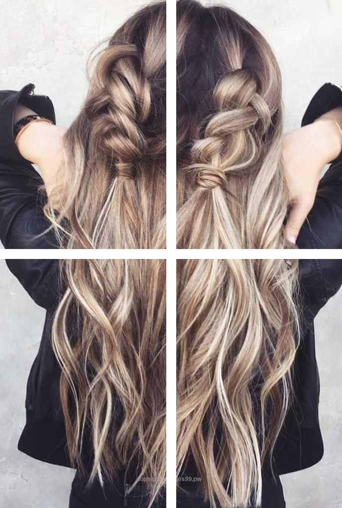 33 Quick And Easy Hairstyles For Straight Hair The Goddess Hair Styles Office Hairstyles Long Hair Styles
