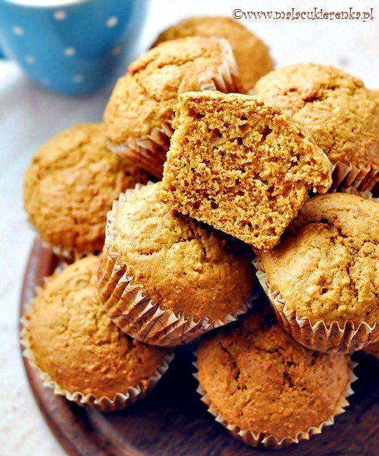 muffinki z marchewka